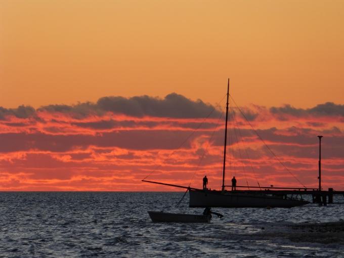 Denham Sunset by Gifted Phoenix