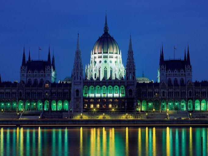 Hungary Parliament Building Budapest