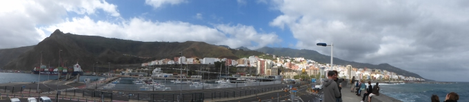 La Palma Panorama by Gifted Phoenix